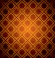 woven wallpaper pattern vector image vector image