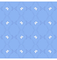 blue seamless pattern 2 vector image vector image