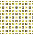 simple seamless square pattern design background vector image vector image