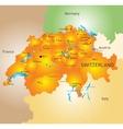 Switzerland vector image vector image