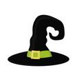 wizard halloween vector image