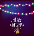 abstract background for merry christmas or happy vector image vector image