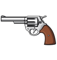 handgun-pistol vector image vector image