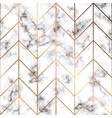 marble texture seamless pattern design vector image vector image