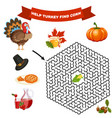 polyhedron maze riddle game find way your path vector image