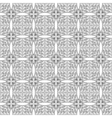 Seamless retro pattern background vector image vector image
