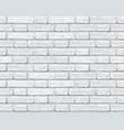 white bricks cartoon neutral vector image