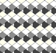 Pattern-white-black-gray vector image