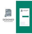 electronic signature contract digital document vector image