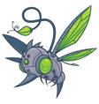 humm-buzz vector image vector image