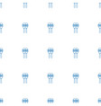 maraca icon pattern seamless white background vector image vector image