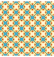 Retro kid seamless pattern Endless texture vector image vector image