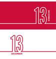 set template banners vector image