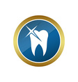 Dental Logo 380x400 vector image vector image