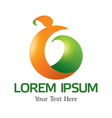 lorem ipsum design template poster vector image vector image