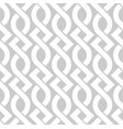 celtic background geometric seamless pattern vector image