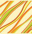 flowing lines seamless pattern vector image