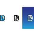 window logo vector image