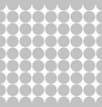 seamless abstract minimal pattern with dots polka vector image