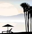 Resort vector image