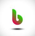 Letter B logo icon design template element vector image
