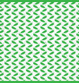 green abstract leaves on seamless pattern vector image vector image