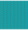 Turquoise and brown seamless pattern vector image