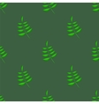 Summer Green Leaves vector image vector image