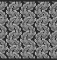 modern art nouveau tiffany pattern vector image vector image