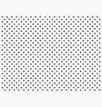 polka dot point circle background vector image