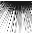 radial lines rays beams abstract radiating vector image vector image