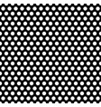 seamlessly repeatable pattern with dots circles vector image vector image