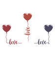 love is in air vector image vector image