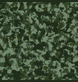 military or hunting camouflage background vector image vector image