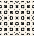 simple geometric seamless abstract pattern vector image vector image