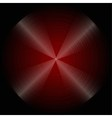 Abstract circular dark red background vector image vector image
