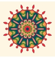 Abstract hand drawn ornament vector image vector image