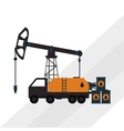 Oil Industry design vector image vector image