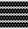 Rhombus geometric seamless pattern 610 vector image vector image