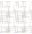 seamless abstract line pattern vector image