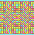 cute bright colorful seamless pattern vector image