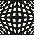 geometric grid pattern seamless 3d texture vector image vector image