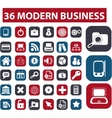 Modern business buttons vector | Price: 1 Credit (USD $1)