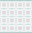 pattern with arabesques vector image vector image