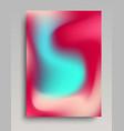 flowing caramel gradient backdrop vector image vector image