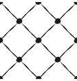 grunge seamless pattern black diagonal stripes vector image vector image