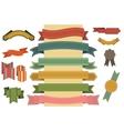 ribbon colored set