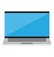 Smart notebook icon vector image