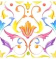 Vintage baroque victorian retro pattern vector image vector image