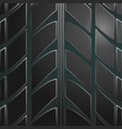 abstract tire background vector image